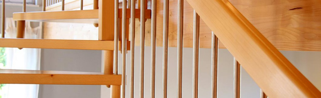 Treppe-Holz-Zimmerei