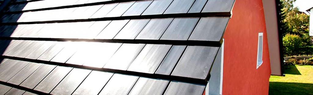 Dach-Bedachung-Dachstuhl