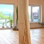 Innenausbau-Holzboden-Holzbau